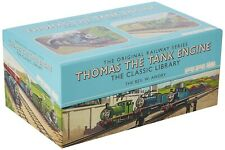 Thomas Tank Engine Original Railway 26 Books Children Set Hardback By W Awdry