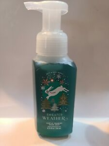 Bath & Body Works Foaming Hand Soap 8.75 fl oz Sweater Weather
