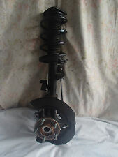 Front left wheel hub assembly with shock for Mazda 3 model 2009-2013