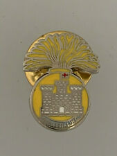 HM Armed Forces The Royal Inniskilling Fusiliers Veteran Lapel pin badge.