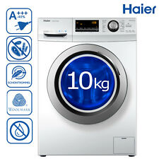 Waschmaschine Frontlader A+++ -40% Haier HW100-BP14636 10kg 1400 U/Min
