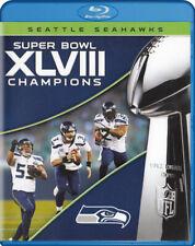 New listing NFL : Super Bowl XLVIII Champions - Seattle Se New Blu