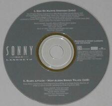 Sonny Landreth  Son of Native Stepson, Blues Attack U.S. Promo CD