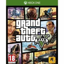 Grand Theft Auto V * GTA 5 - XBOX ONE neuf sous blister VF