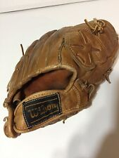 "Vintage 1960s Wilson ""Nelson Fox"" A2020 Baseball Glove Nice Shape Made in USA"