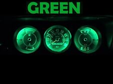 Gauge Cluster LED Dashboard Bulbs Green For Jeep 73 85 Wagoneer J10 J20 J30