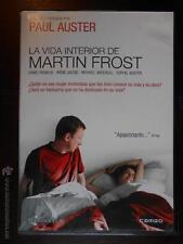 DVD LA VIDA INTERIOR DE MARTIN FROST - ESCRITA Y DIRIGIDA POR PAUL AUSTER - SOPH