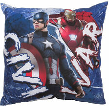 Marvel Avengers Captain America Coussin Très Doux Oreiller Garçons