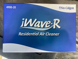 Nu-Calgon 4900-20 Iwave-r Self Cleaning Residential Air Purifier