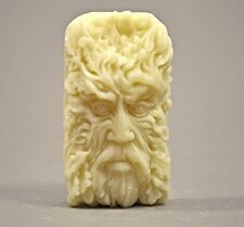 GREEN MAN SOAP SILICONE MOULD RESIN PLASTER CLAY WAX MOLD 5,5OZ CELTIC