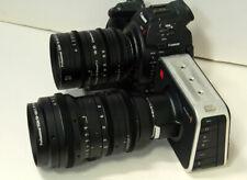 Cinematics sigma 18-35 canon ef & 50-100 canon ef set for c200 red epic bmcc fs7
