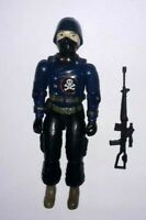 GI JOE Figurine ARAH Vinta CUSTOM RED SHADOWS NIGHT TROOPER Action Force Figure