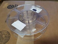 "7-7/8"" EMPTY Plastic Wire Spools Bobbin CORD RIBBON CRAFTS REEL HOSE FILAMENT"