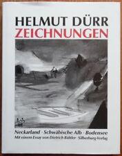 Helmut Dürr - Zeichnungen - Dietrich Bühler - Silberburg - Signed - 1989