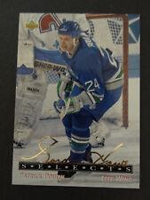 1992-93 Upper Deck Gordie Howe Selects G16 Patrick Poulin Whalers Hockey Card