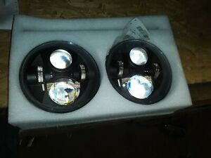 Jeep Wrangler  Led Headlight Set Oem Mopar 2018 2020 New