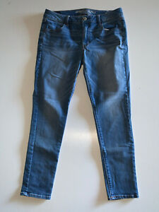 American Eagle Super Stretch Jegging Skinny Jeans Size 14
