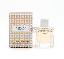 Jimmy Choo ILLICIT Eau de Parfum 4.5ml Women Edp Perfume Fragrances illicit New