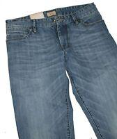 Hugo Boss 50259390 Bright Blue Denim Orange 24 Barcelona Regular Fit Jeans
