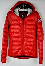 Canada Goose Women's Hybridge Lite Hoody 2703L Red Size Small