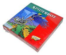SPIDERBOT sealed für Commodore C64 als Diskettenversion von Epyx