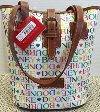*NWT*Dooney & Bourke*Exclusive*North/South/Tote/Shoulder Bag/Handbag #16039Z