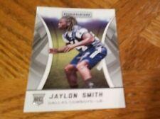 2016 PANINI ROOKIES AND STARS FOOTBALL #205 JAYLON SMITH ROOKIE CARD - COWBOYS