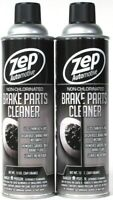 2 Ct Zep Automotive 13 Oz Non Chlorinated Cuts Grease Oil Brake Parts Cleaner