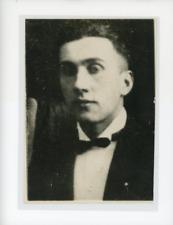 Georg WojCiechowski Vintage silver Print Tirage argentique  13x18  Circa 1