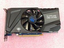 AMD Radeon Sapphire HD7770 Graphics Card 1GB GDDR5   GPU199