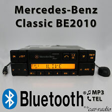 Mercedes Classic BE2010 Bluetooth mit Mikrofon Kassettenradio MP3 AUX-IN Radio