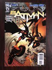 BATMAN #2 FIRST PRINT DC COMICS (2011) NEW 52 COURT OF OWLS SNYDER CAPULLO