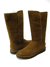 UGG ABREE II SUEDE WOMEN TALL BOOTS BUNO US 8 /UK 6.5 /EU 39