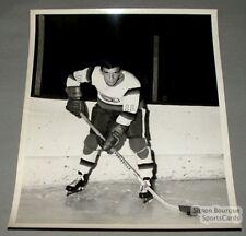 AHL Late- 60's Quebec Aces Henri Genois Photo