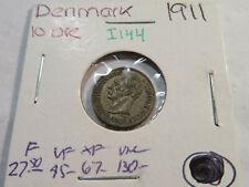 I144 Denmark 1911 10 Øre