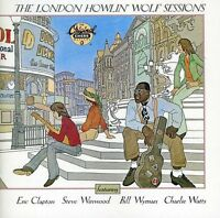 Howlin' Wolf - London Sessions [New CD]
