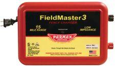Parmak Vm3/Fm3 Electric Fence Charger 110/120 V 0.99 to 2.5 J 15 Mile 4338810