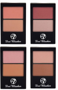 W7 Duo blushers Various shades