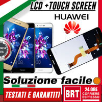 DISPLAY LCD+TOUCH SCREEN ORIGINALE HUAWEI Honor 8 FRD-L09 FRD-L19 VETRO SCHERMO!