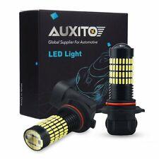 AUXITO 9006 White LED Fog Light Bulb Fit For RAM 1500 2500 3500 2013-2015 6000K