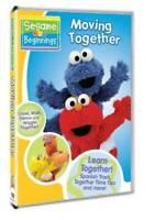 Sesame Beginnings - Moving Together - DVD - VERY GOOD
