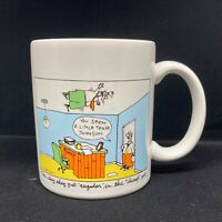 Shoebox Greetings Coffee Mug Caffeine Vintage
