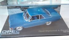 OPEL Diplomat A coupé - VOITURE MINIATURE COLLECTION - IXO 1/43 CAR AUTO-51