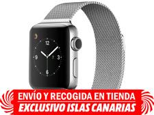 SMARTWATCH Apple Watch Series 2 OLED Acero inoxidable MNP62QL/A *SÓLO CANARIAS*