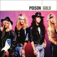POISON - GOLD 2 CD NEW+