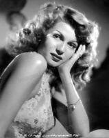 8x10 Print Rita Hayworth Beautiful Portrait #823RH