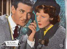 Hotel International (Kinofoto '63) - Maggie Smith / Rod Taylor / Telefon