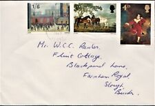 GB 1967 FIRST DAY COVER BRITISH PAINTINGS SG748-50