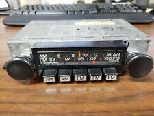 Blaupunkt FTZ Nr U108 Vintage Radio