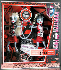 MONSTER HIGH Collection__Exclusive WERECAT Sister Pack__MEOWLODY and PURRSEPHONE